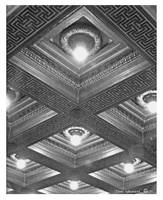 old courthouse ceiling
