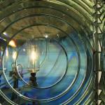 """Cape Blanco Lighthouse Lens"" by jameseddy"