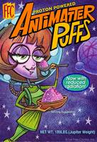 Antimatter Puffs