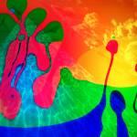"""Lava Landscape 2"" by RonErickson"
