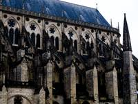 Side view - Bourges