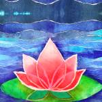 """Pink Lotus"" by laurenmcmullen"