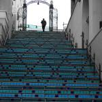 """Blue Stairway to Heaven"" by alexbalcer"