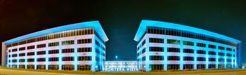 Fontera Vista Office Building Night Shot