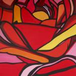 """The Rose of Love"" by heuscherartnoosa"