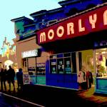 """moorlyn theater"" by vickicook"