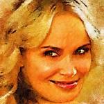 """""""Kristin Chenoweth"""" by jerrybacik"""