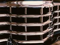 '47 Cadillac Grille
