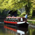 """""""Narrow Boating on the Canals"""" by pluppy"""