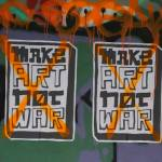 """Art Not War"" by 12Steps"