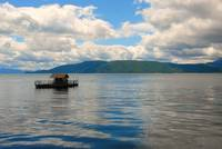Prespa Lake Fishing Hut