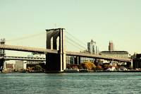 Brooklyn Bridge, Manhattan NY
