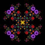 """FlowerGarden2K"" by crissysvisions"