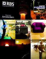 A nightout at amsterdam airport