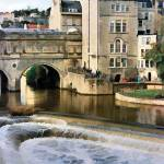"""""""The River at Bath"""" by pluppy"""