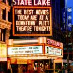 """State Lake Theater Chicago"" by TomJelen"