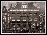 The Grasshopper Hotel -- November in Amsterdam SEP