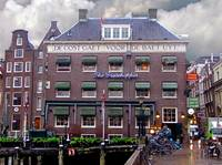 The Grasshopper Hotel -- November in Amsterdam