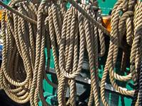 USS Constitution - Ropes for the Rigging