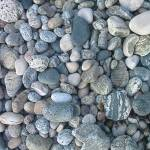 """Pebbles at Whiteshore - Lochinver"" by MairiStephen"