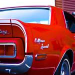 """1968 Ford Mustang California Special"" by kelseyahorner"