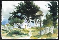 Mendocino Watertower