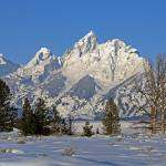 """Grand Teton Range"" by SamSherman"