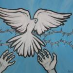 """Come Closer-dove and prisoner"" by Eliora"