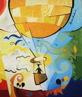 Andruchak - Panel1 - Brazil Balloon . dream of fly