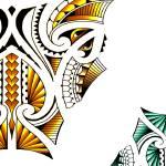 """Polynesian inspired tattoo art"" by Tribaltattoodesigns"