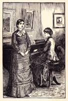 Phebe Singing - Rose in Bloom by Louisa May Alcott