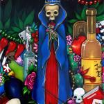 """""""Santa Muerte"""" by strangeling"""