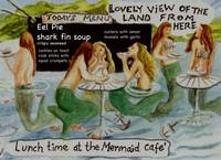 mermaid cafe