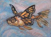 Monarch Butterfly Fish
