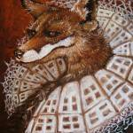 """""""The Fox"""" by soniacolonnamathis"""