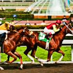 """Race Horses"" by johncorney"