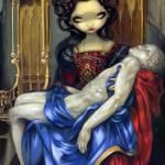 """I Vampiri:  Pietà"" by strangeling"