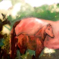Foal - By Ginette Callaway