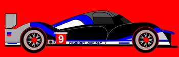 Inspired by Peugeot 908 HDi FAP