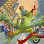"""""""No One Could Beat the Ravenous Frog"""" by SGRobinson"""