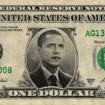 """dollarObama"" by andreagatti"