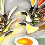 """Breakfast with Dali"" by BuddhabellyDave"