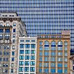 """Michigan Facades"" by ArtPhocus"