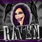"""""""RAVEN. The Ice Queen"""" by reyortiz"""