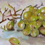 """Green Grapes"" by Delilah"
