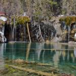 """Hanging Lake in Glenwood Canyon, CO"" by BrendanReals"