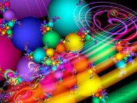 Happy Easter Fractal