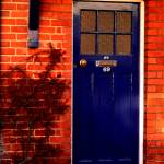 """Door on Ferry Road"" by MichelleLambert"