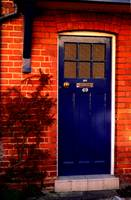 Door on Ferry Road