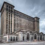 """Michigan Central Depot"" by JamesHowePhotography"